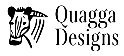 Primary Quagga Designs logo.
