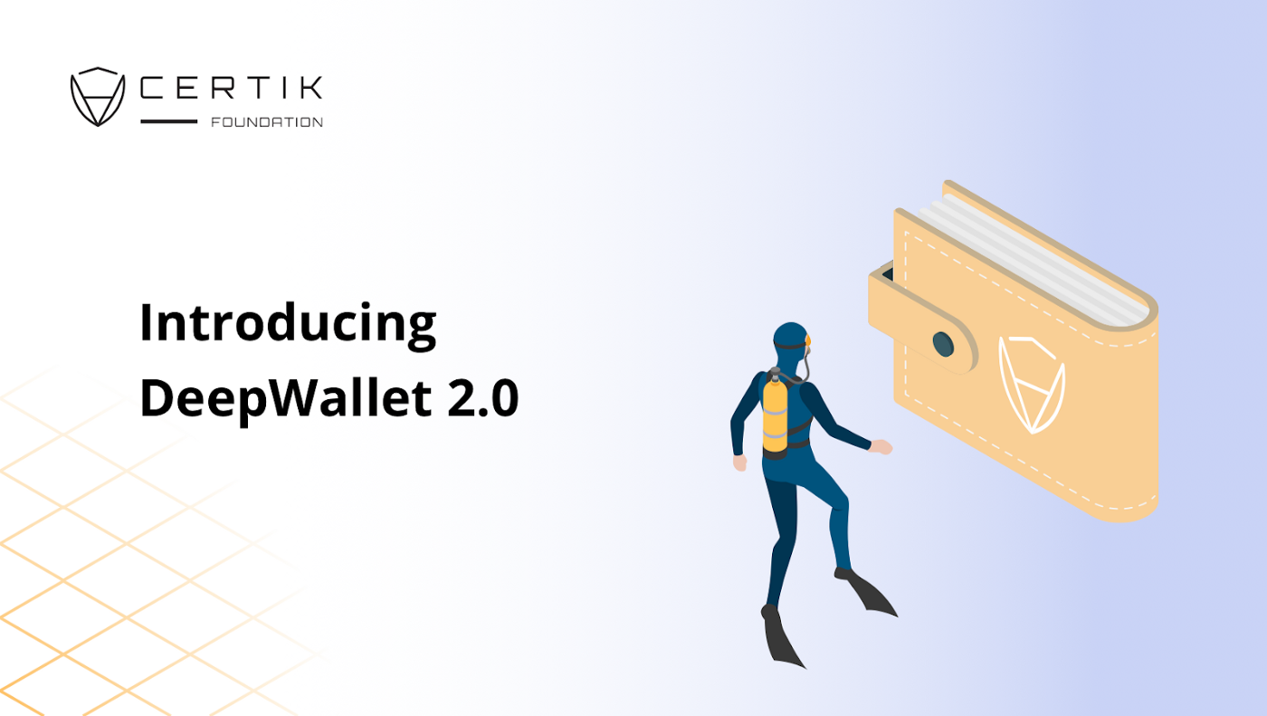 DeepWallet Has Officially Entered Its Second Iteration
