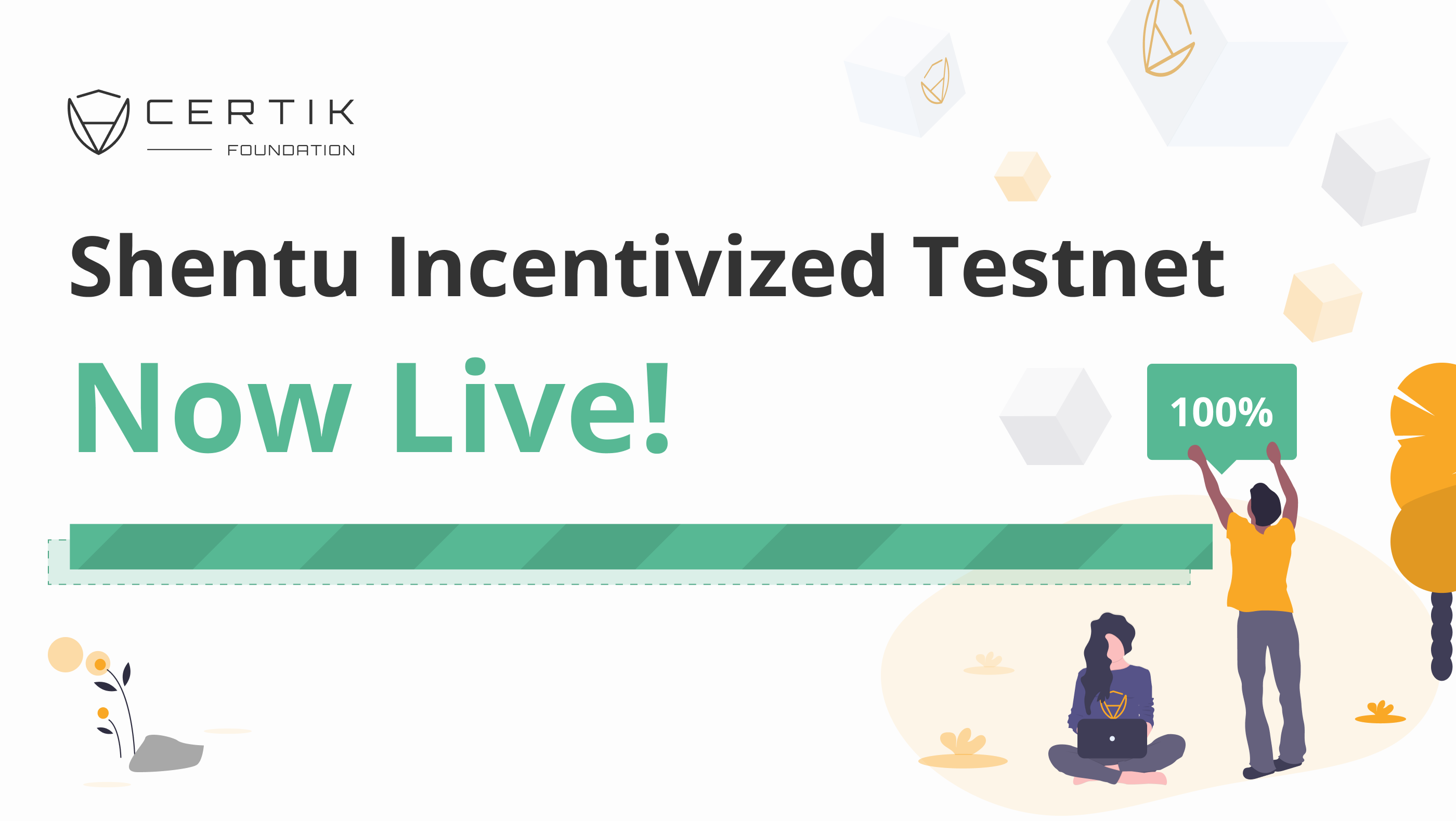 CertiK Chain Incentivized Testnet Is Now Live