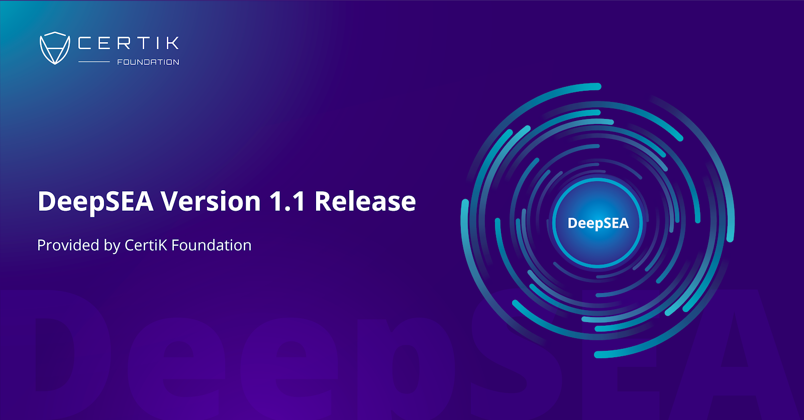 DeepSEA Version 1.1 Release