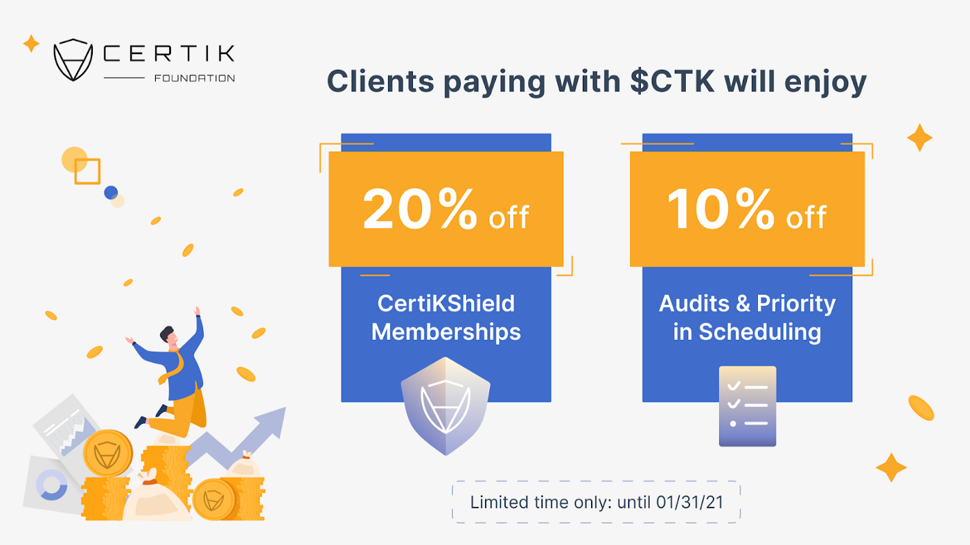 CTK Limited Time Only Pricing