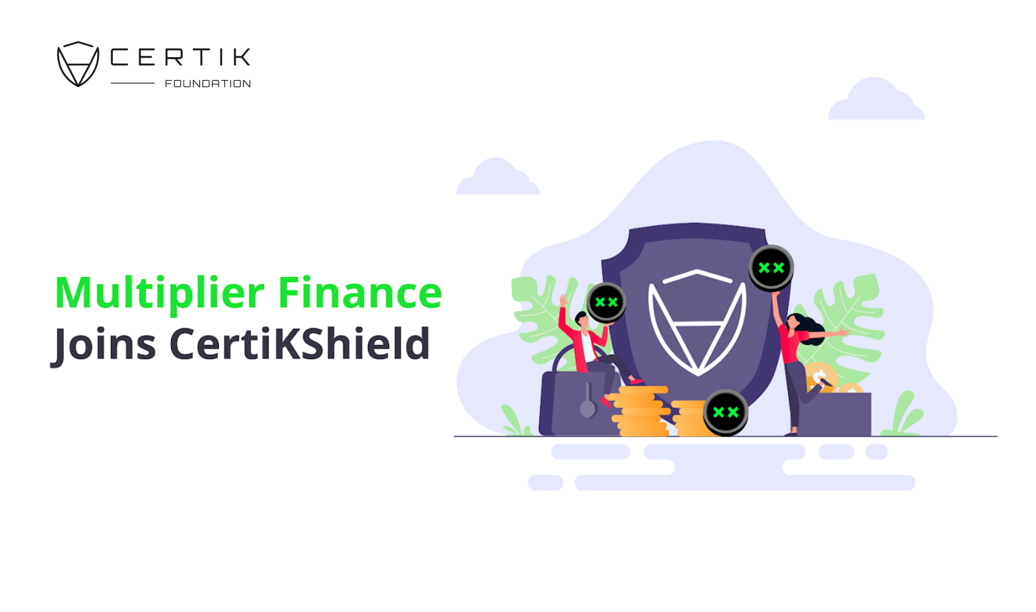 Multiplier Finance Joins CertiKShield