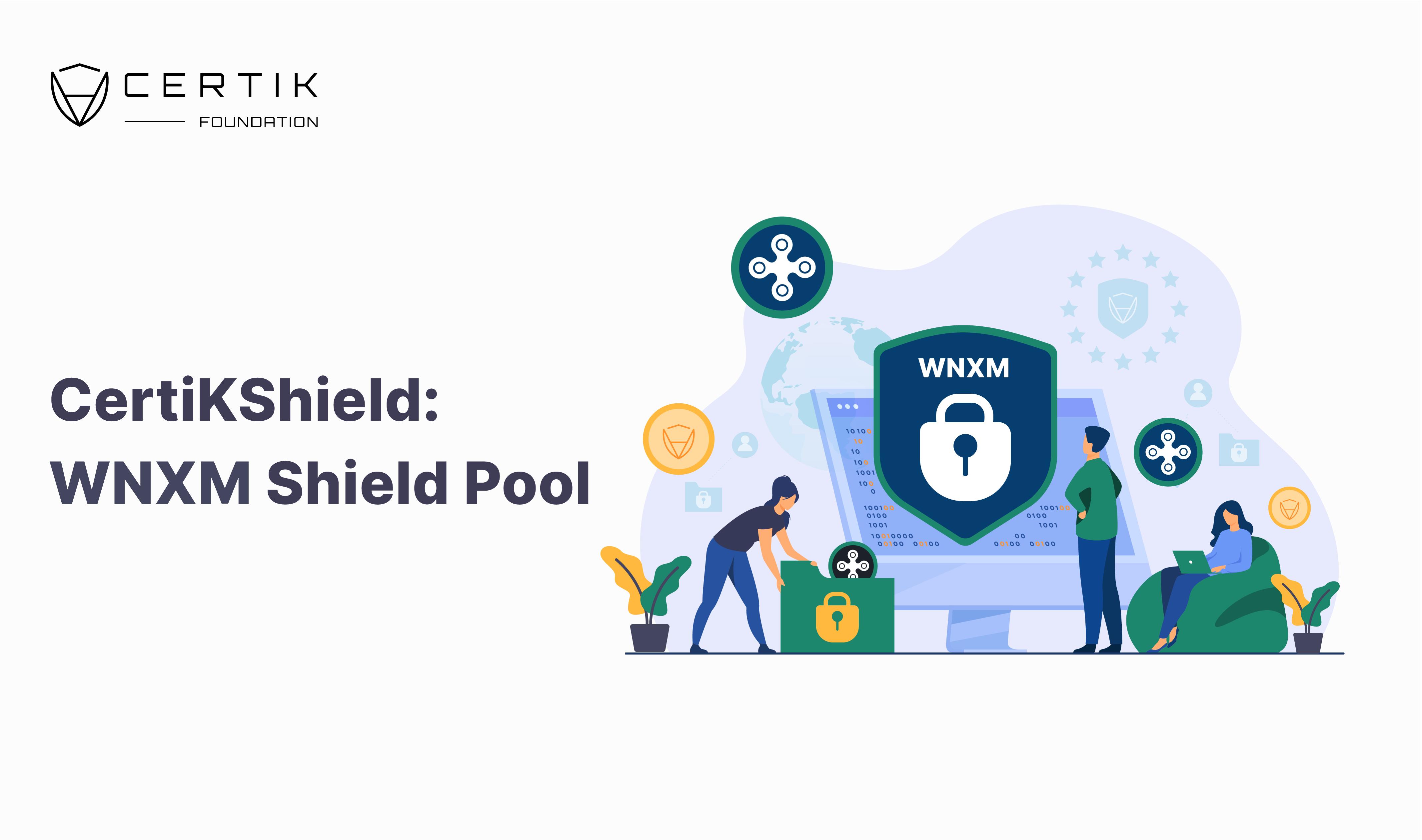 Introducing: WNXM Shield Pool