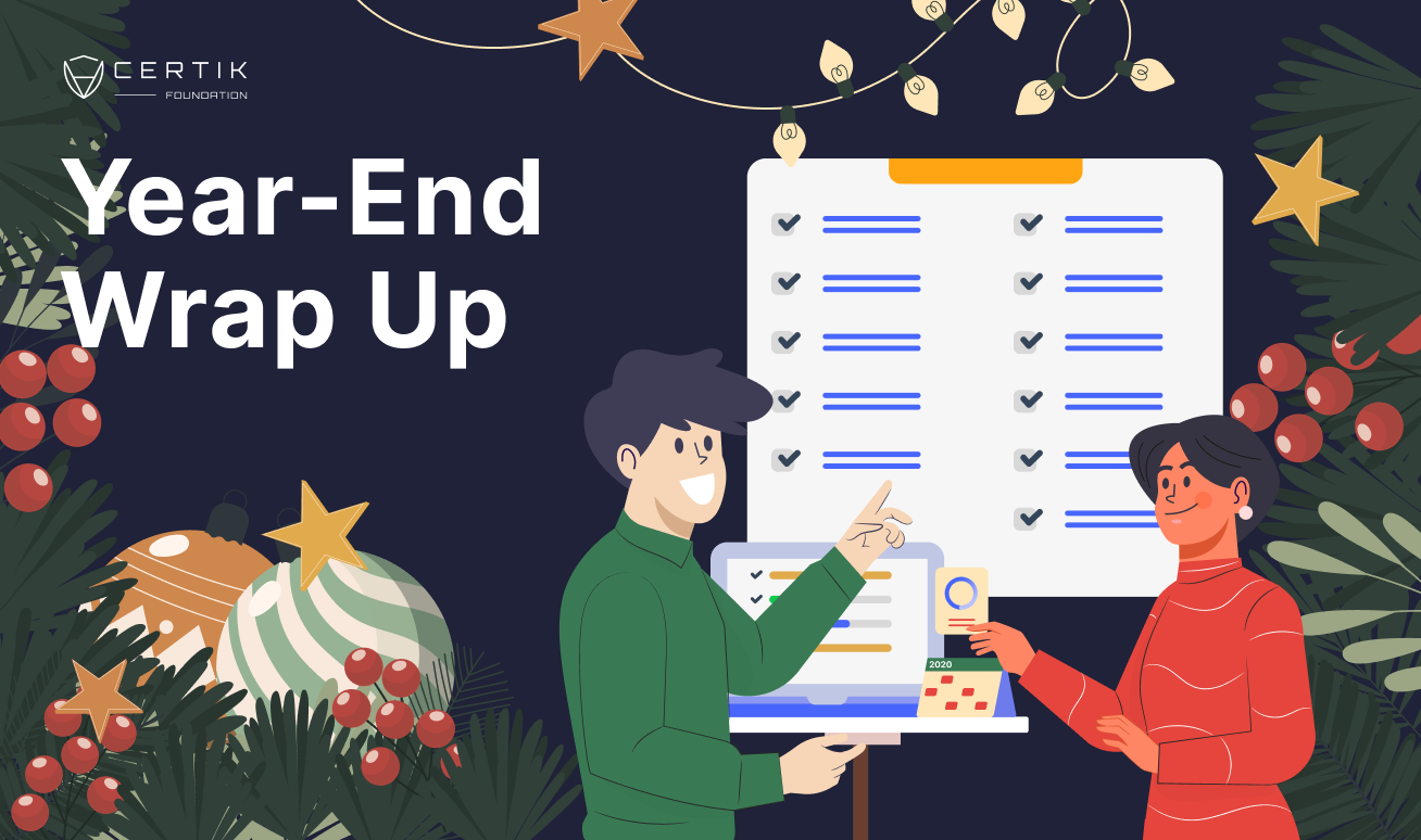 Year-End Wrap Up