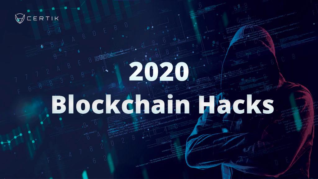 Blockchain Hacks: 2020 | $15 billion lost, how can we mitigate hacks in 2021?