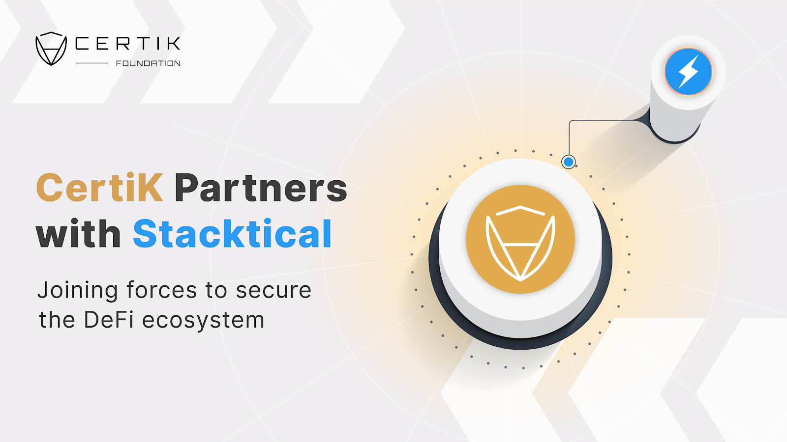 CertiK Foundation partners with Stacktical to secure the DSLA Protocol Q1 Mainnet Launch andmore