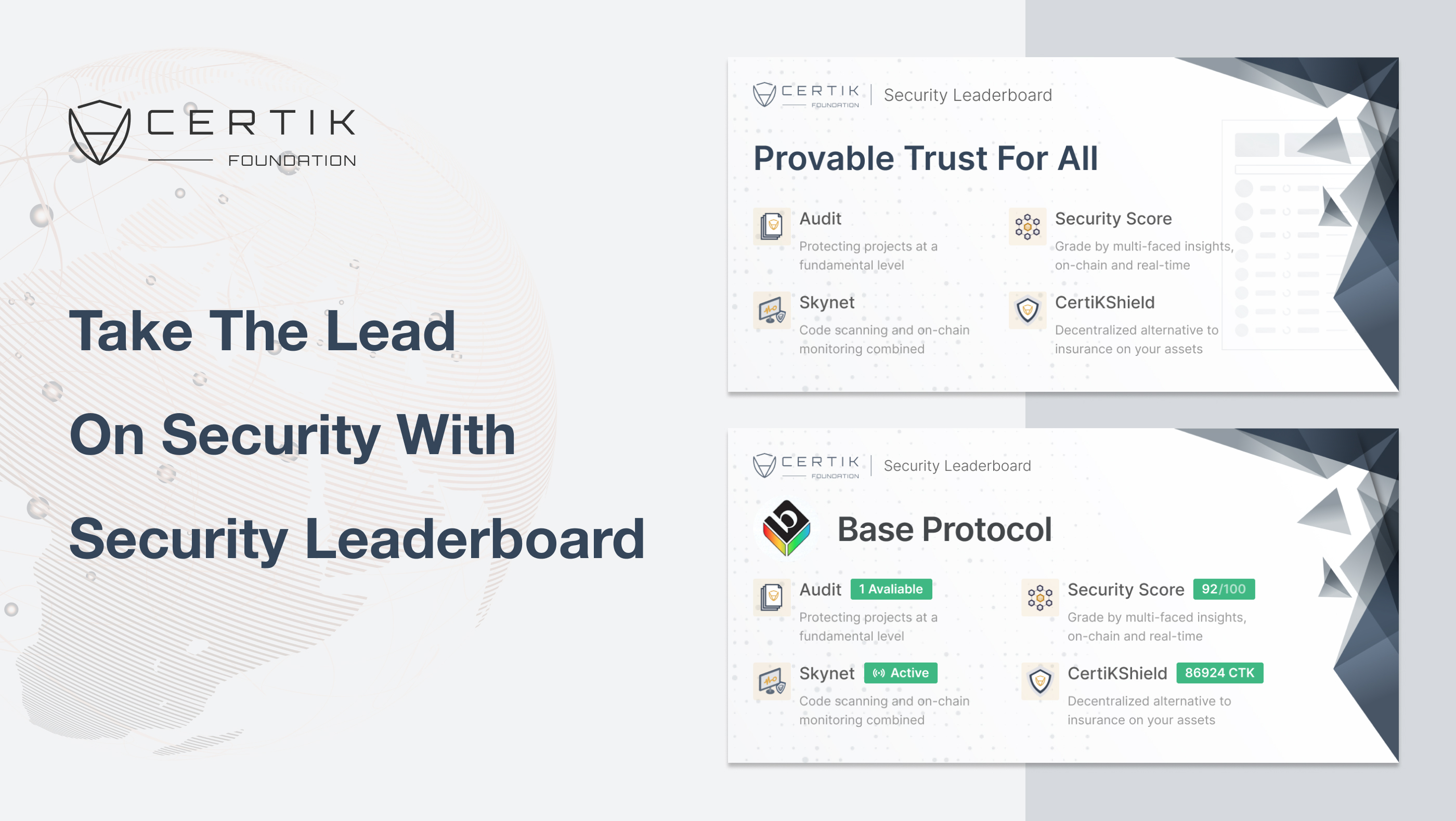 Take the Lead on Security with Security Leaderboard