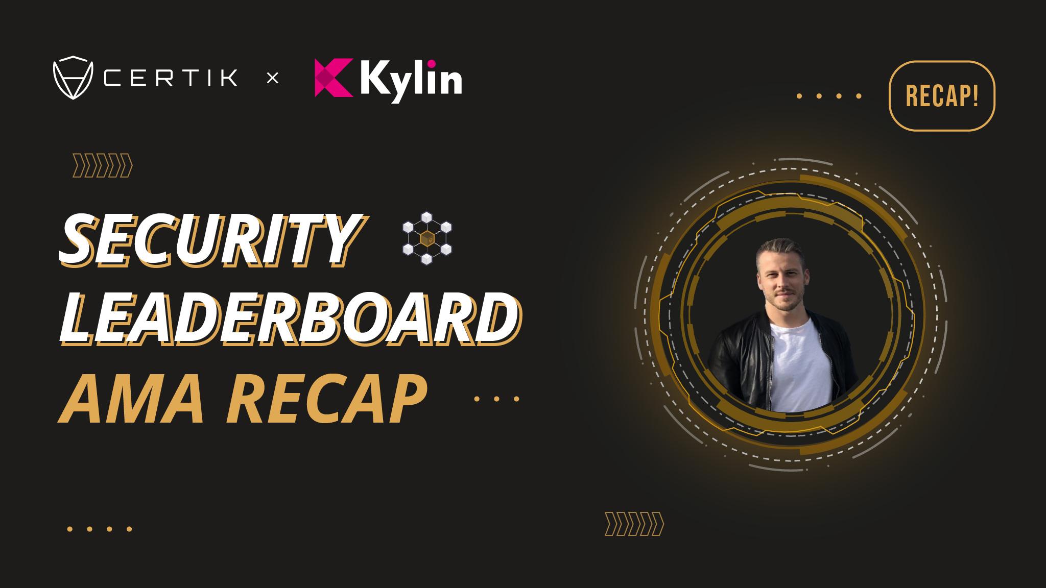 Kylin Network AMA Recap