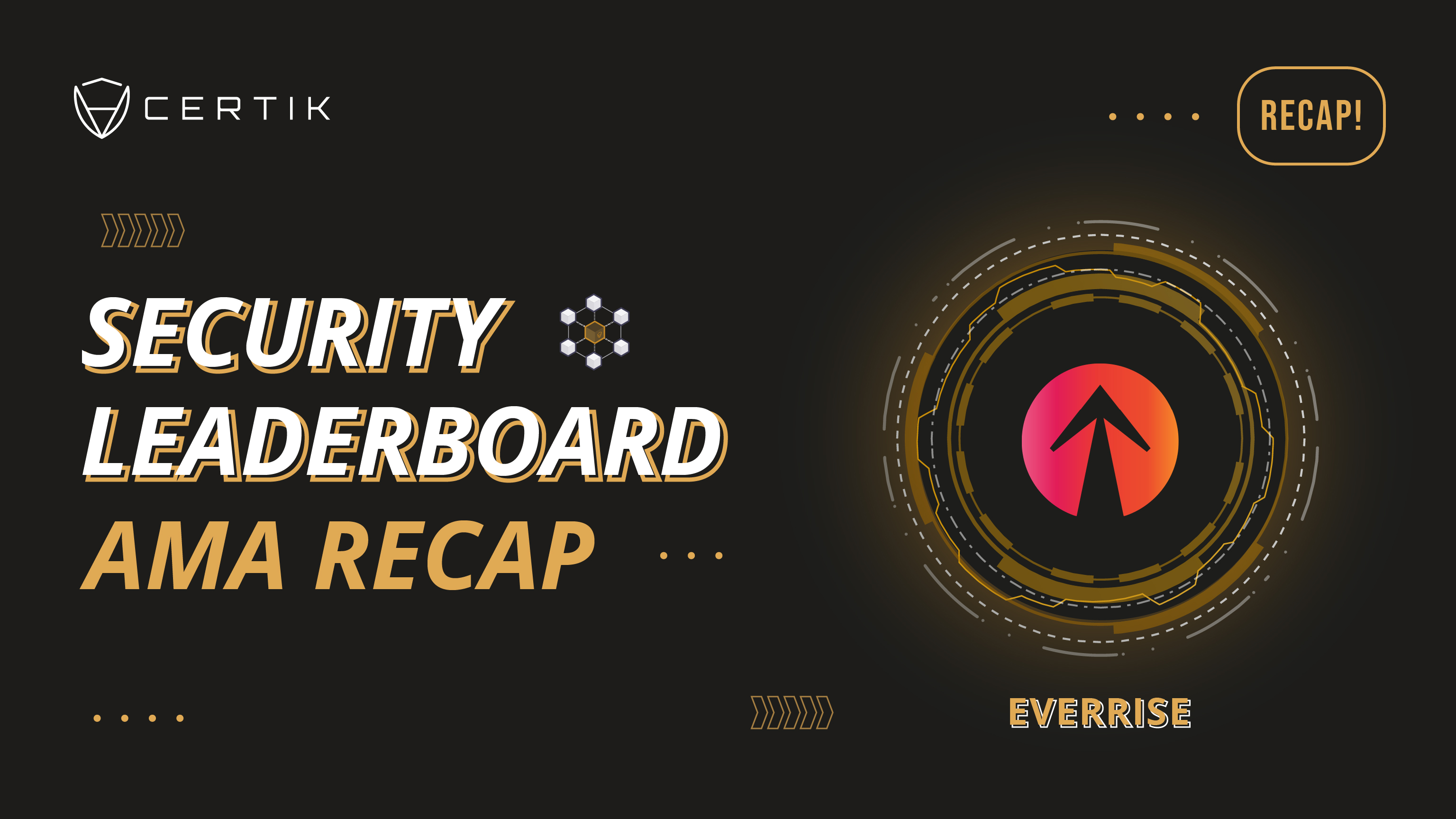 Security Leaderboard Showcase – AMA with EverRise