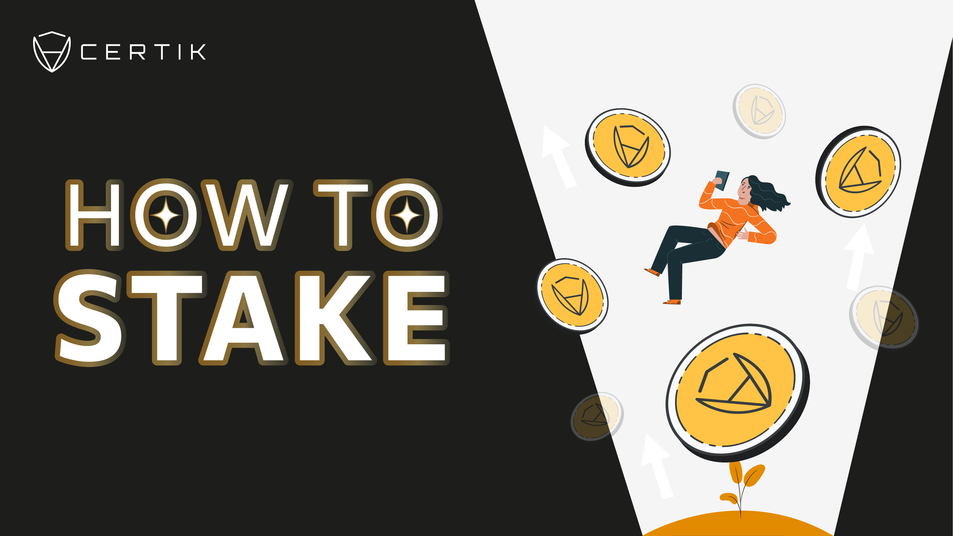 How to Stake with CertiKShield