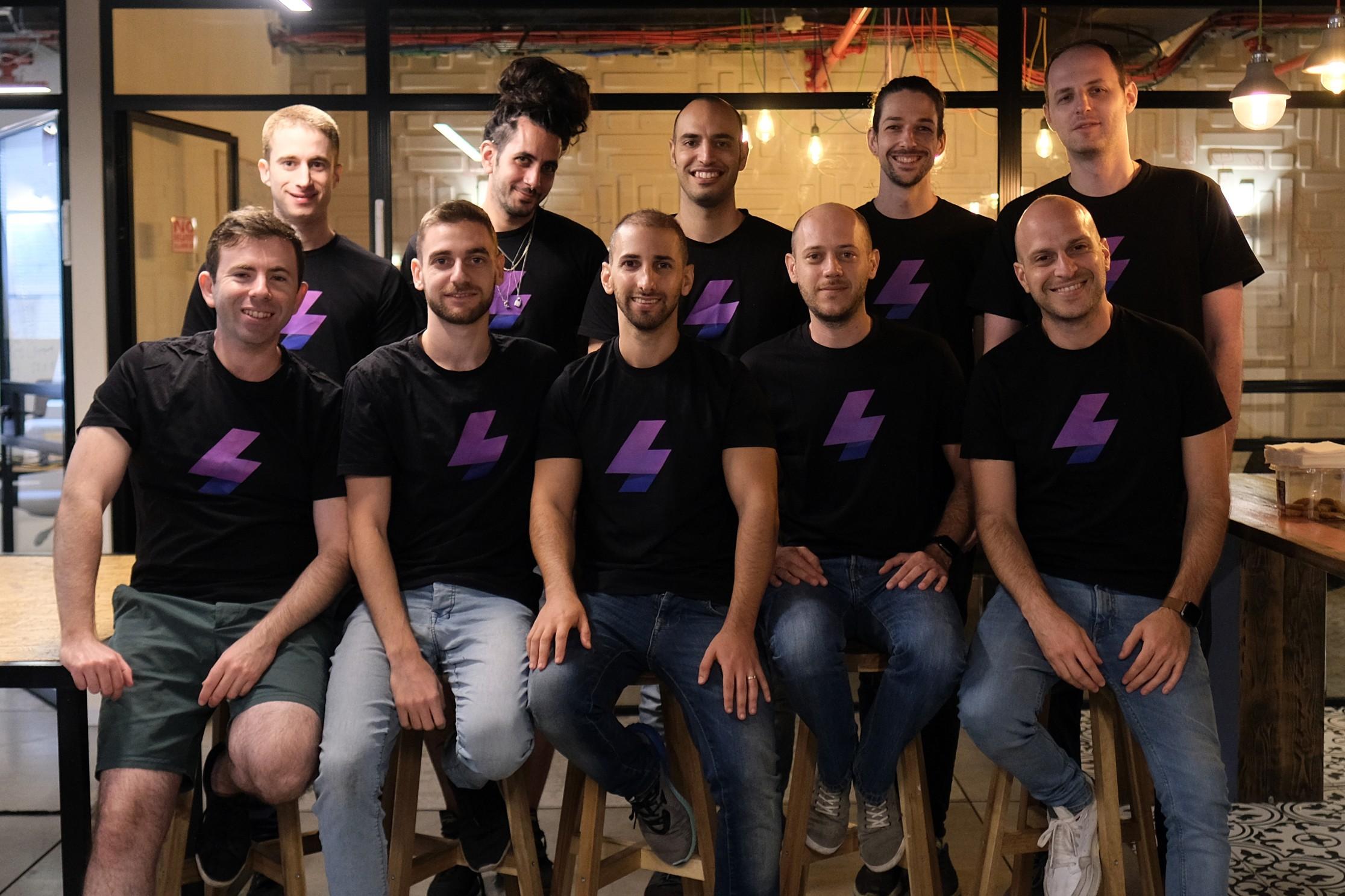 our amazing crew