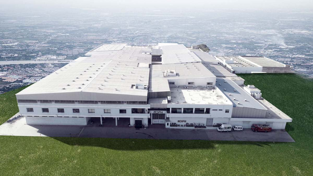 mdph manufacturing unit 1 area