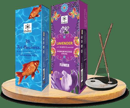 chakra incense sticks lavender