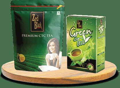 zed black premium ctc tea
