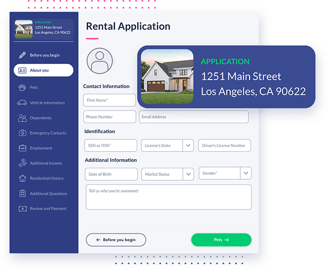 market and list your rental units