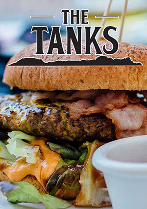 the tanks cafe