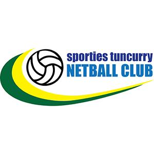 sporties netball logo
