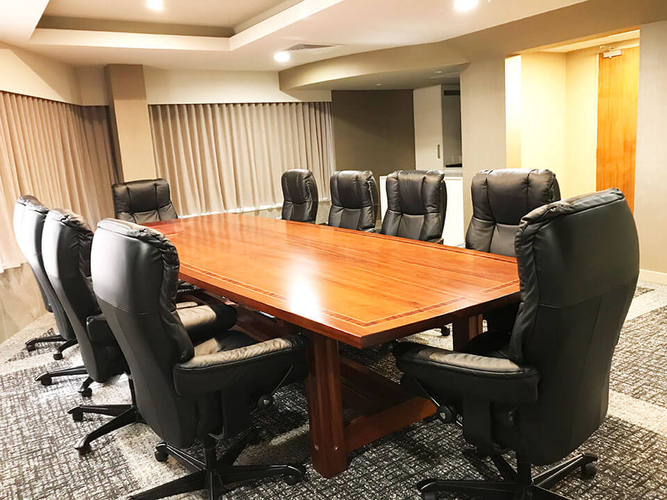 Club Forster Boardroom