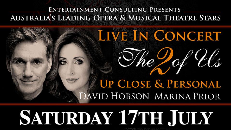 Marina Prior & David Hobson