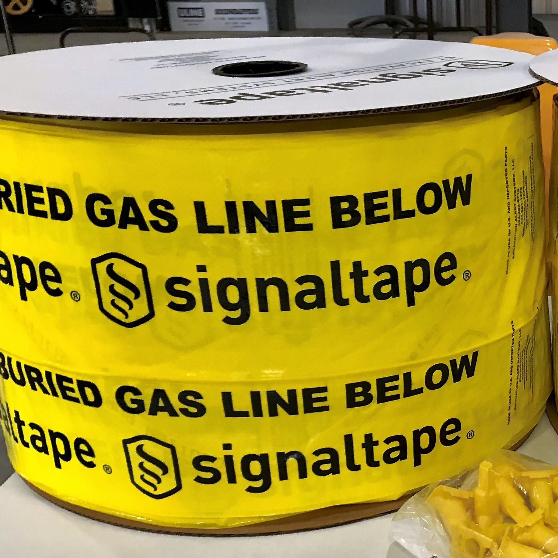 Images of Signaltape underground warning tape