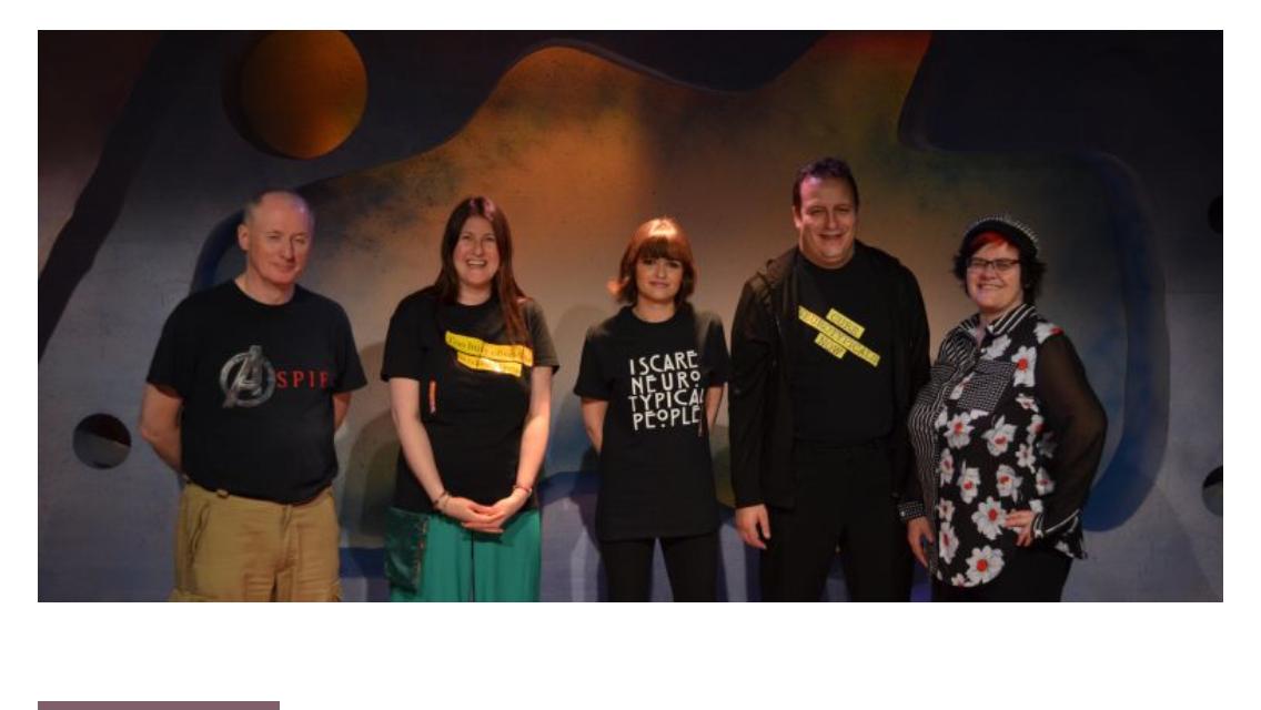 Stealth Aspies Autistics Annonymous 2019 Tour