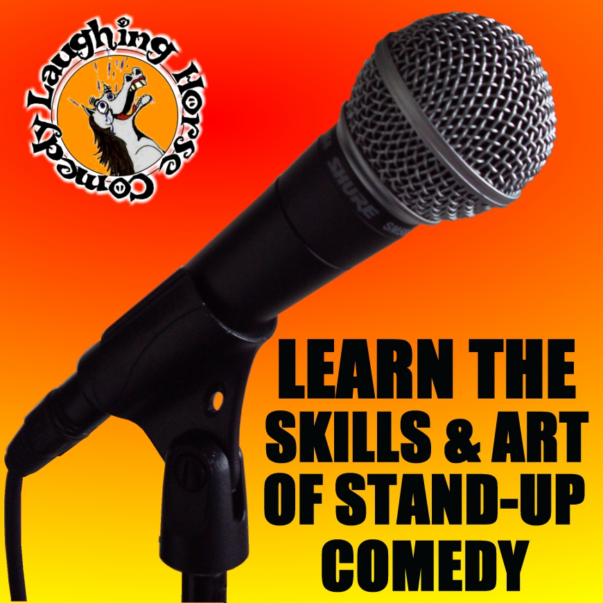 About Comedy: Online Stand-Up Comedy Course