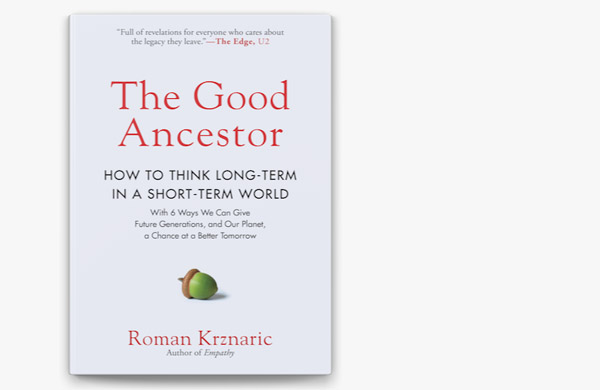 Talk - How To Be A Good Ancestor