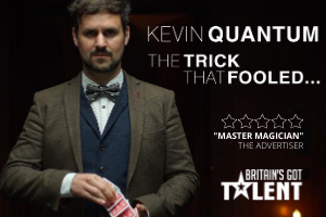 Kevin Quantum: The Trick That Fooled