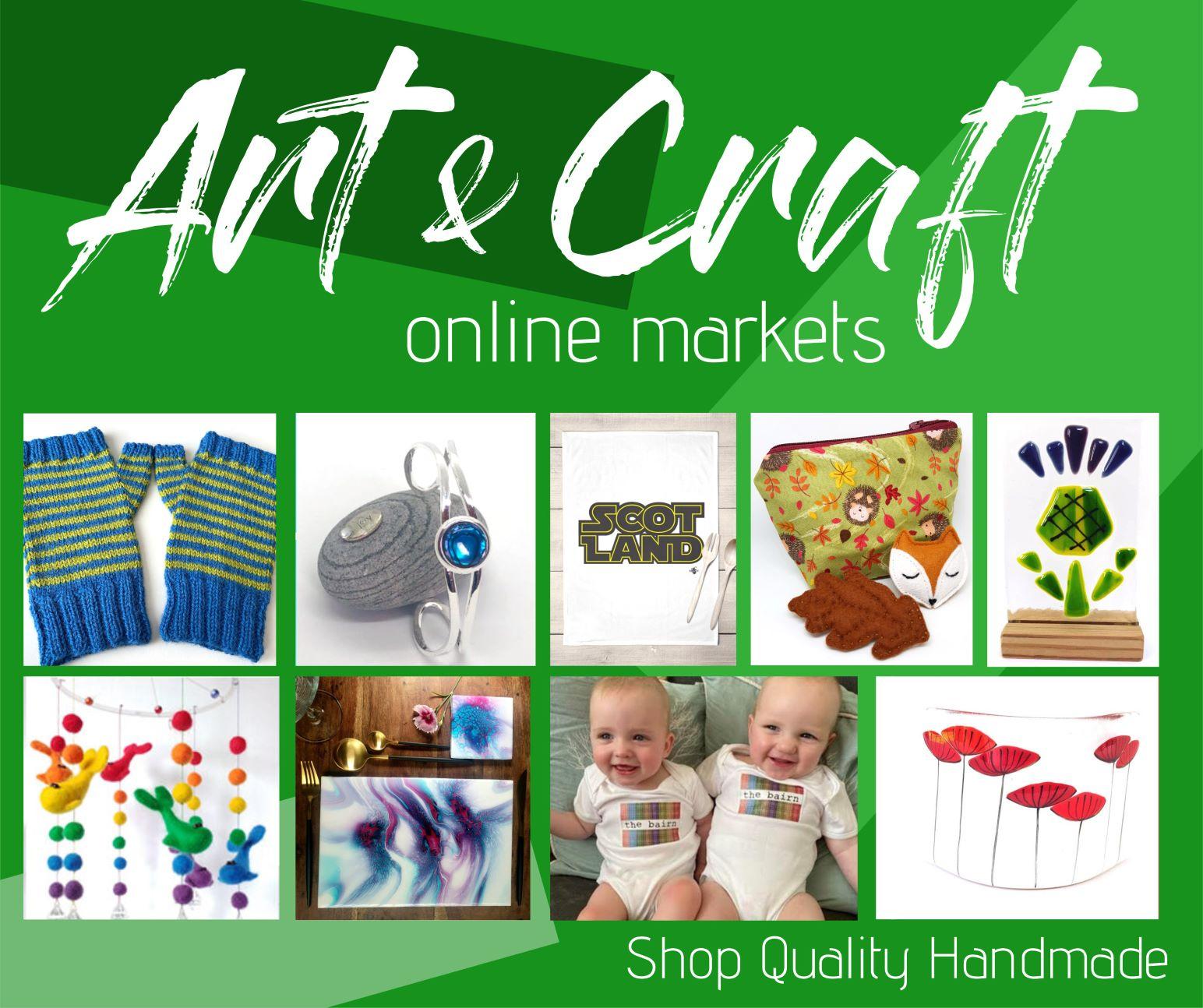 Art & Craft Online Market