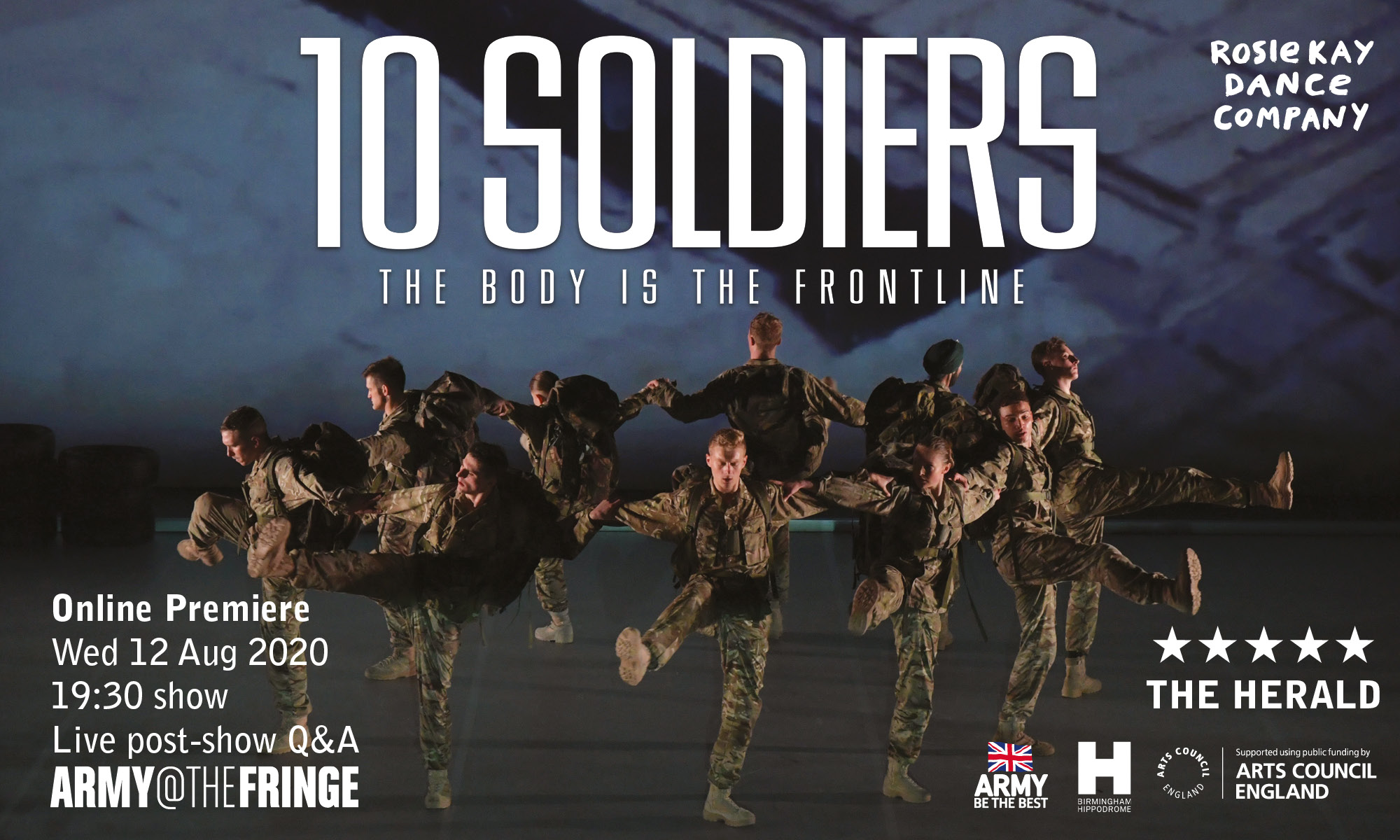 10 Soldiers Online Premiere