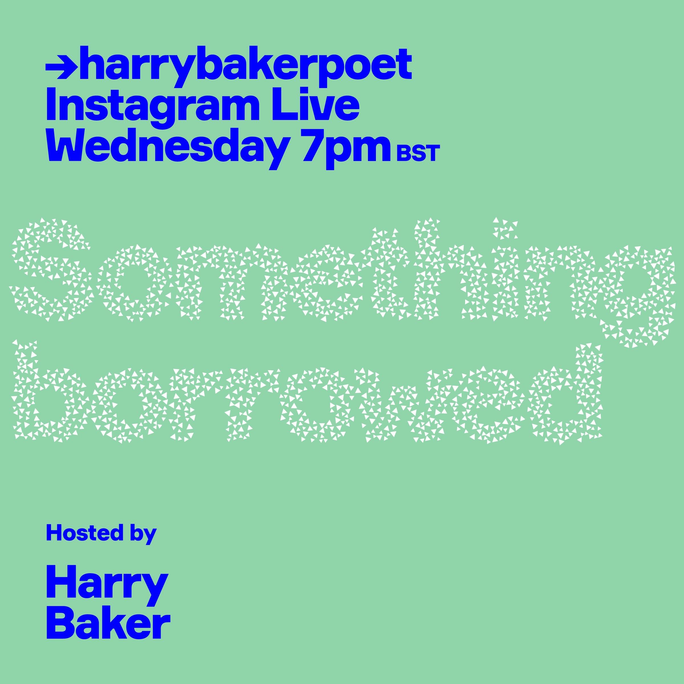 Harry Baker - Something Borrowed ft. Josh Idehen