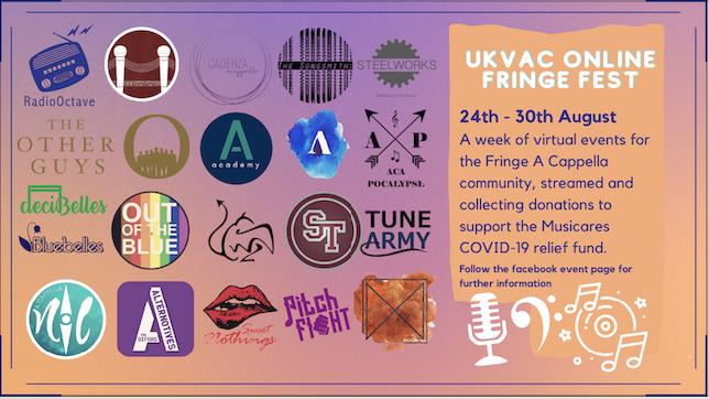 UKVAC - Virtually Fringe
