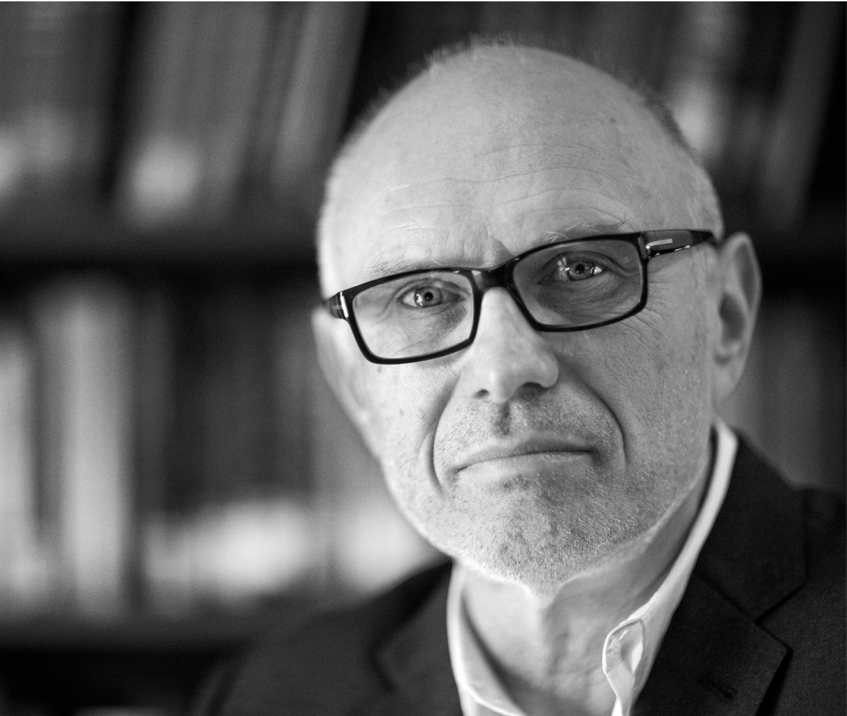 A photo of Miroslav Volf, Founder & Director.