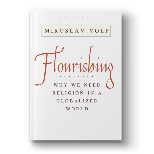 Flourishing book cover