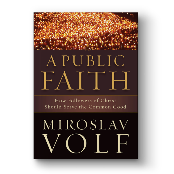 A Public Faith book cover