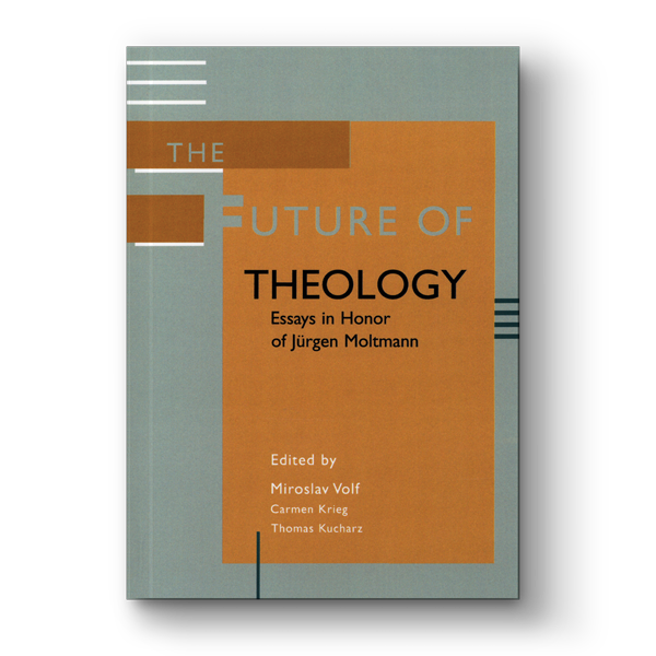 The Future of Theology book cover