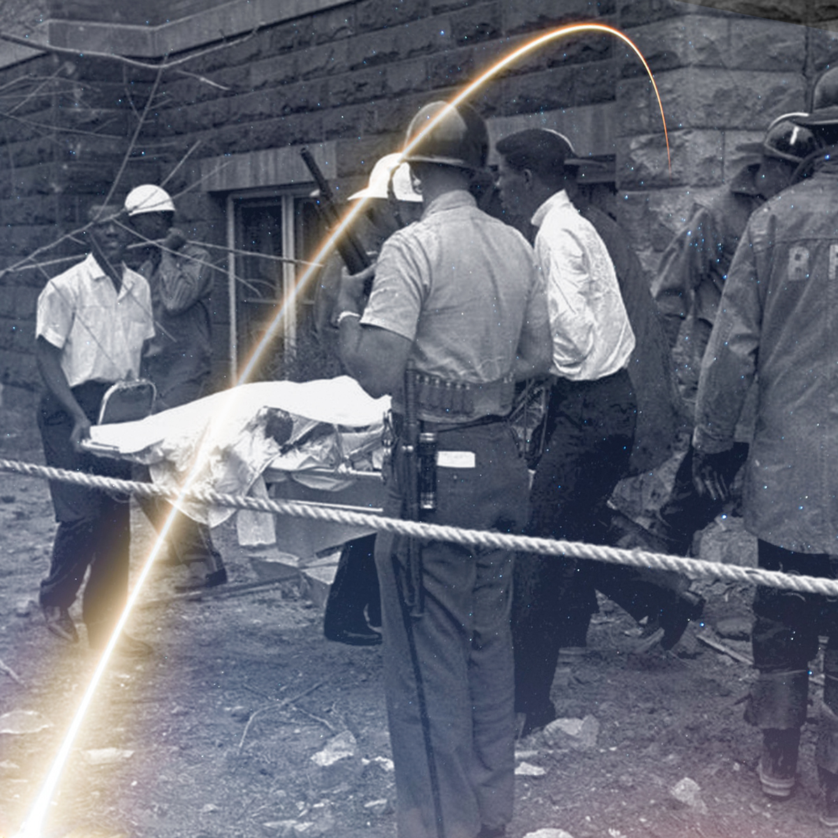 Sixteenth Street Baptist Church Bombing / Birmingham, AL / September 15, 1963