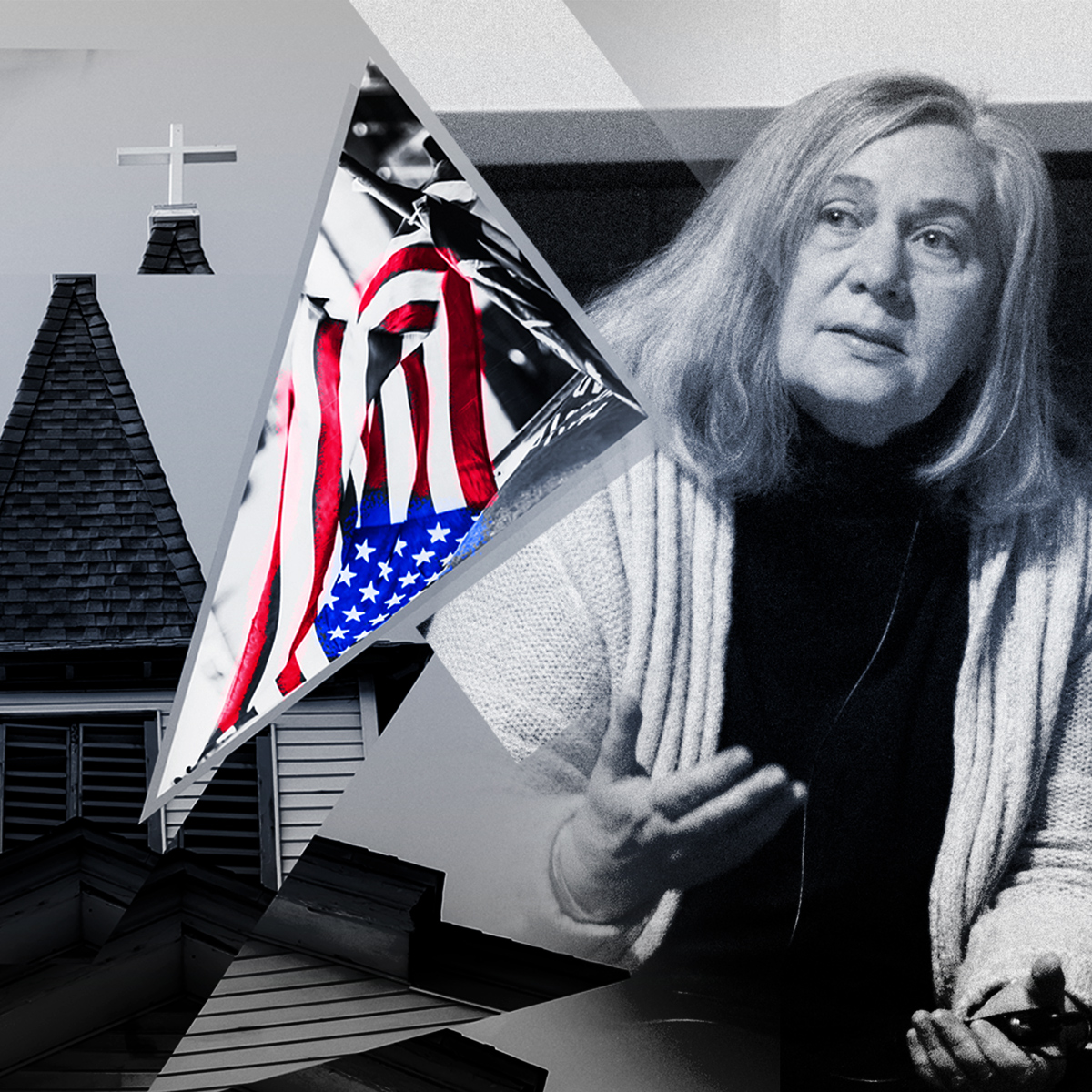Marilynne Robinson, Flag, Church