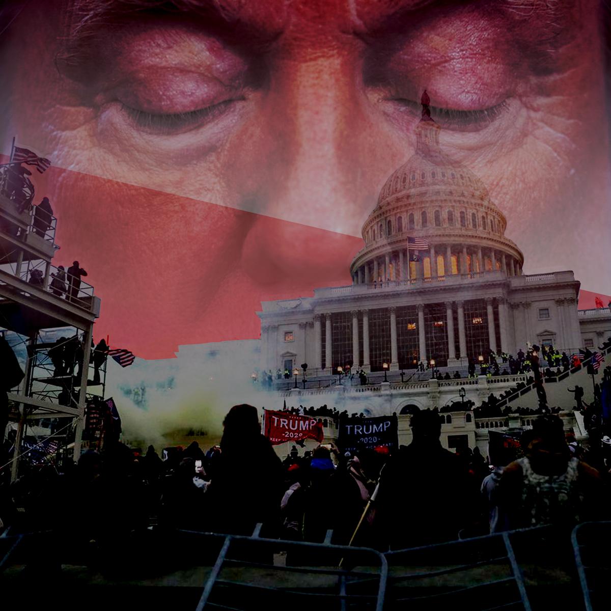 Trump, Capitol Riot