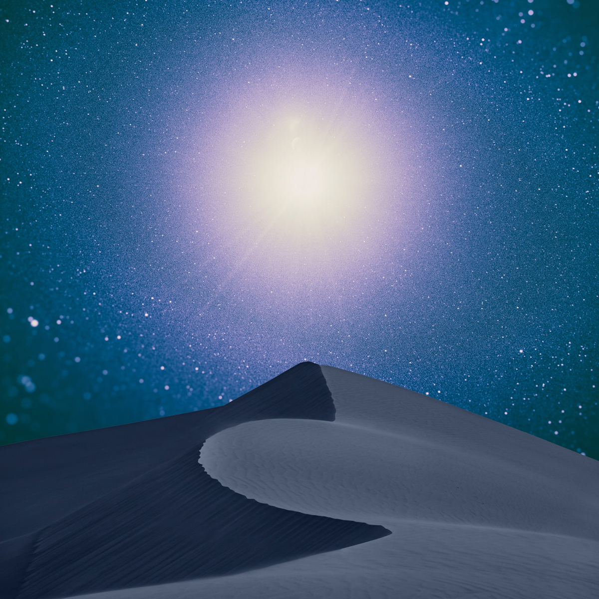 Magi Star Desert