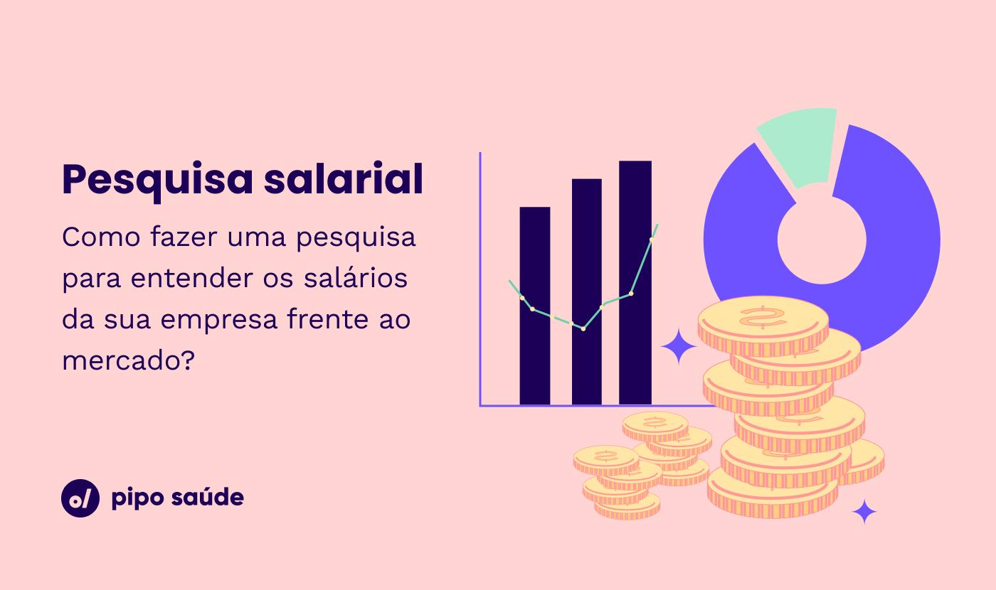 Como fazer uma pesquisa salarial