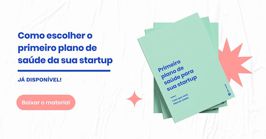 Primeiro plano de saúde para sua startup - Pipo Saúde