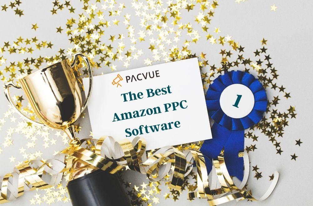 Pacvue Ranked As No.1 Amazon Advertising Tool