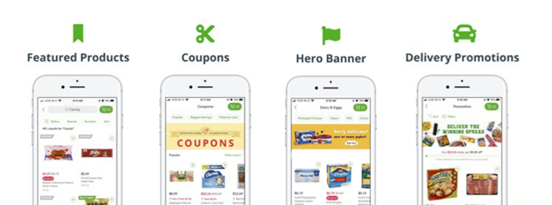 Instacart Ad Product Offerings