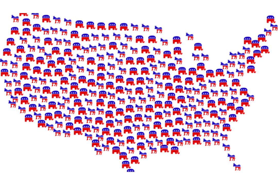 USA Electoral Map