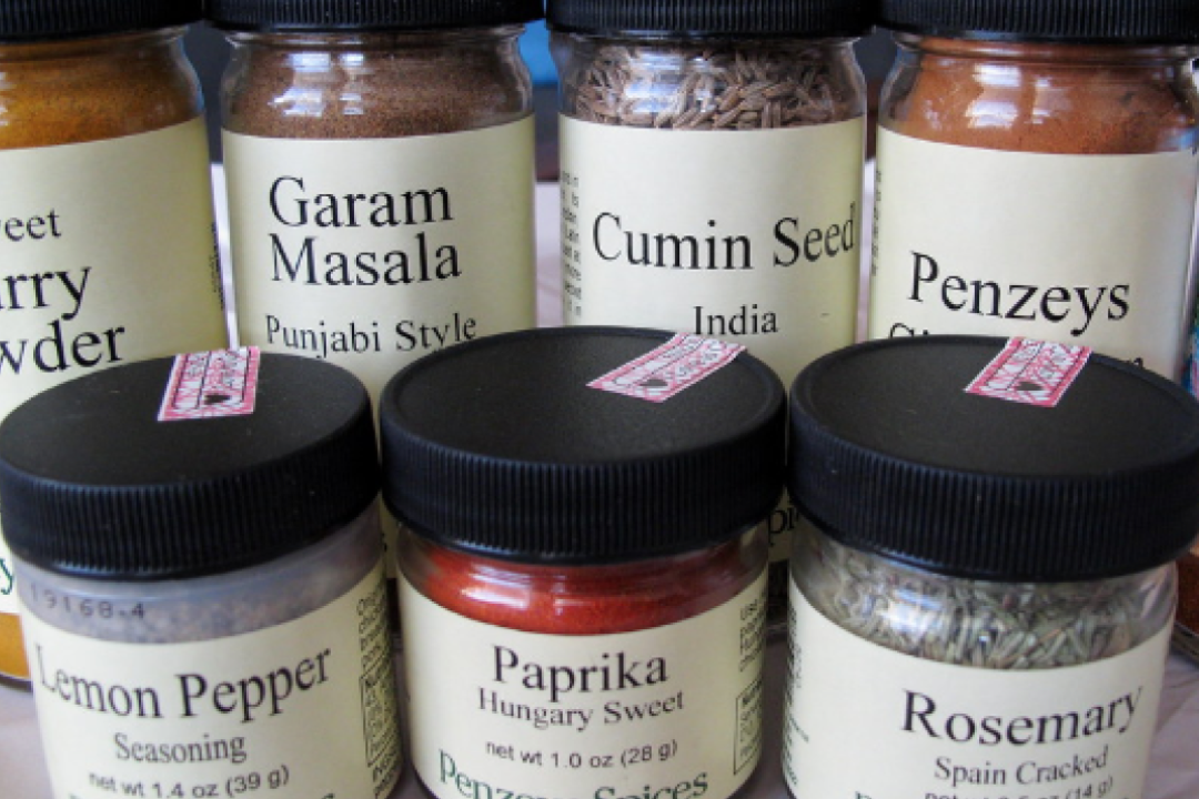 Penzey Spices in Kenosha, Wisconsin