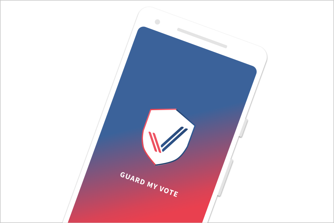 Guard My Vote Mobile App