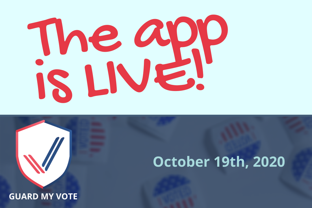 The GMV App is Live!