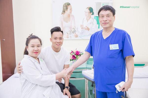 Bác sĩ Nguyễn Văn Hà - Trưởng khoa sản bệnh viện ĐKQT Thu Cúc