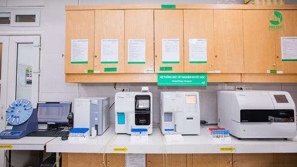 xét nghiệm rbc là một xét nghiệm máu phổ biến được thực hiện nhanh chóng và an toàn